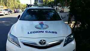 taxi business for sale( ready on the road for you) Lakemba Canterbury Area Preview