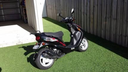 50cc Jet Basix scooter Ellenbrook Swan Area Preview