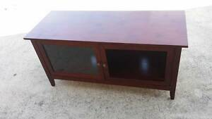Brown TV unit Airds Campbelltown Area Preview