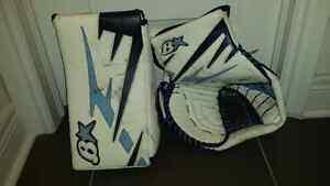 Brian's SUBZERO Goalie Gloves