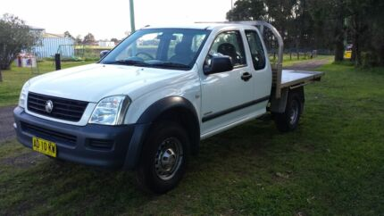 2004 holden rodeo ute space RA LX alloy tray Austral Liverpool Area Preview
