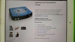 Eco Detox Flex-D Ion Zapper *NEW*