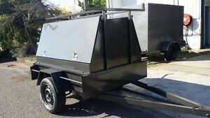 BRAND NEW 6x4 TRADESMAN TOP TRAILER AUSSI BUILT Rocklea Brisbane South West Preview