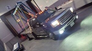 2007 GMC TOW TRUCK FLATBED