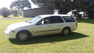 Ford Falcon '98 Station Wagon Cairns Cairns City Preview