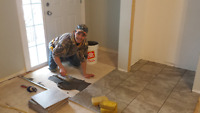 Shawn Grant's Tile Installs
