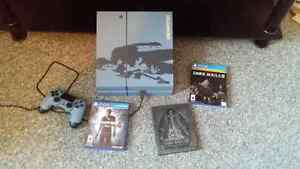 Playstation 4 - Uncharted 4 Limited Edition