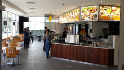 CK kebab Shop in Westmead Westmead Parramatta Area Preview