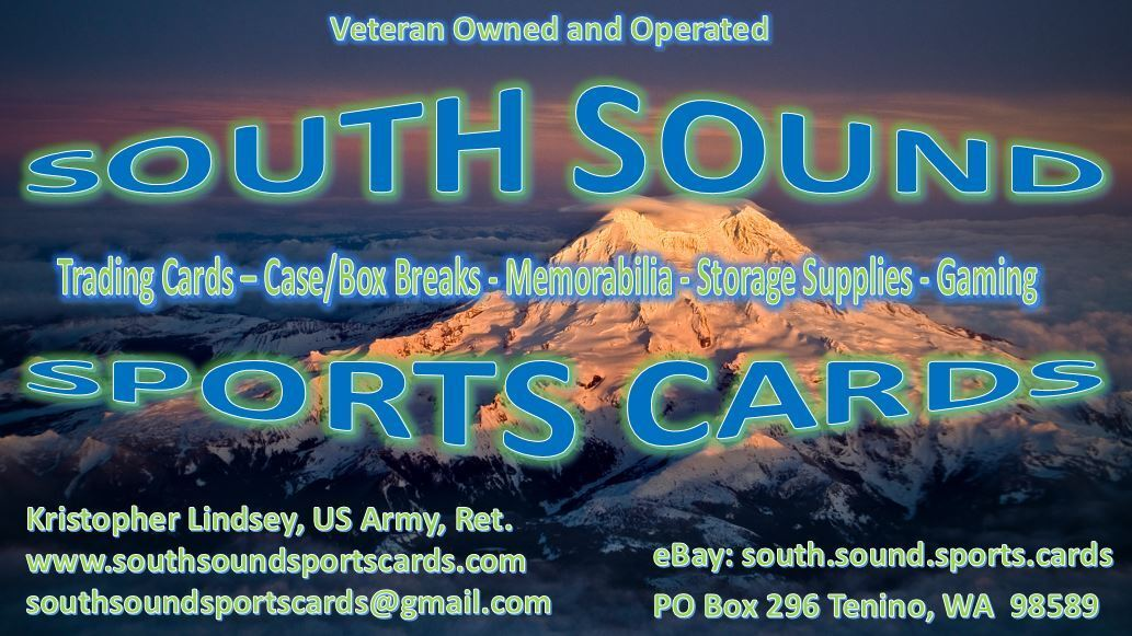 The South Sound Sports Cards