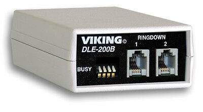 Viking Electronics Viking Line (Viking Electronics DLE-200B Viking 2-Way Line Emulator)