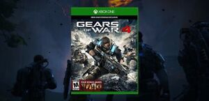 GEARS OF WAR 4 (brand new, unopened)