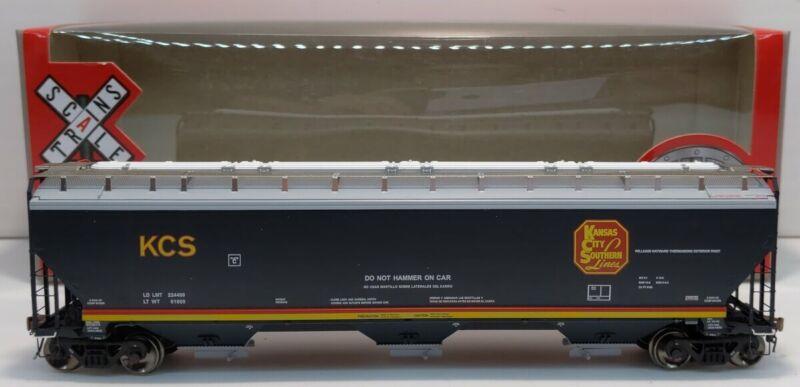 Scale Trains SXT30441 HO KCS Greenbrier 5188cf Covered Hopper LN/Box