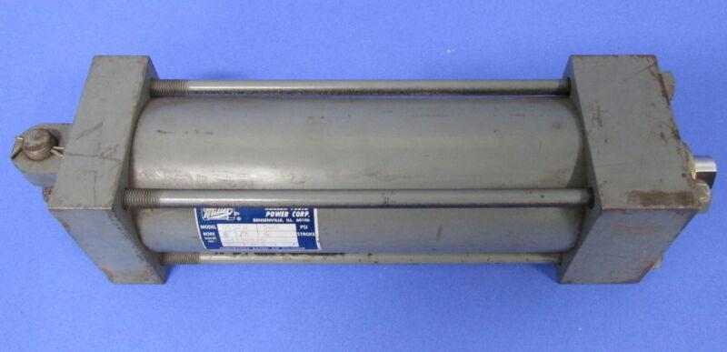 MILLER FLUID POWER 84B2N PNEUMATIC CYLINDER *PB*