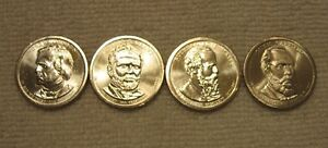 2011-D-PRESIDENTIAL-DOLLARS-COINS-All-4-COINS