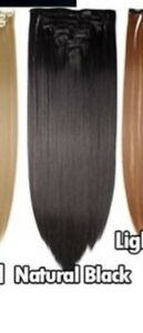 Hair extensions sysynthetic