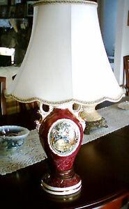 lampe de style Victorienne