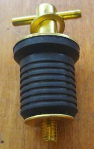 Standard Drain Plugs available!