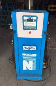 Nitrofill Nitrogen E-170 Nitrogen Generator (REDUCED PRICE)