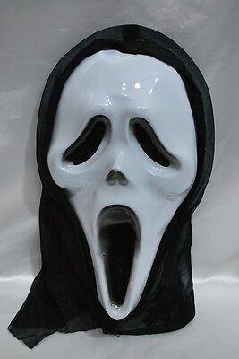Maschera Scream Plastica Halloween OFFERTA 1pz