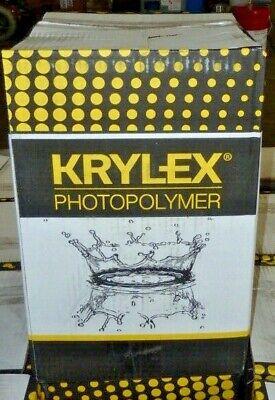 40 Lb Jug - Photopolymer Screenprinting Liquid Emulsion Clear Imaging Soultions