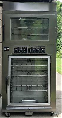 Nu-vu Qb-39 Electric V-air Oven Proofer