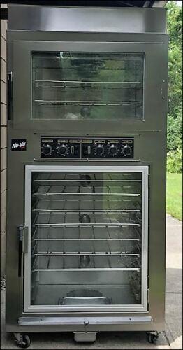 Nu-Vu QB-3/9 Electric V-Air Oven Proofer