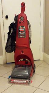Bissell Carpet Cleaner: Proheat 2x CleanShot Model 9500