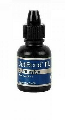 Optibond Fl Two-component Adhesive Refill - 8ml By Kerr Blow Out