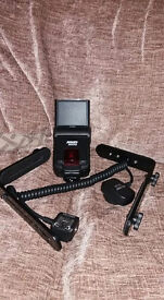 nikon fit jessops 360afdn and cable and brakets