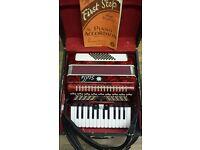 STELL ACCORDION PIANO 48 BASE