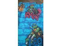 teenage mutant ninja turtle curtains