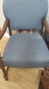 2 Antiques sette chairs for sale as a pair or individually