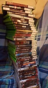 Mixed xbox 360 games