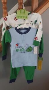 Size 12 months PJs - 2 pairs new with tags