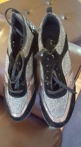 Brand New European Sparkling Shoes size 38 = size 8...