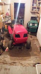 tracteur yard man