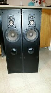 Pair Jensen c5 speakers