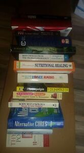 Various Health Related Books