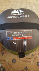 Eurohike Adventure 300 sleeping bag