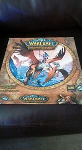 HIGHLY COLLECTIBLE World of Warcraft the adventure game!!