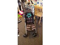 cosatto cuddle monster stroller