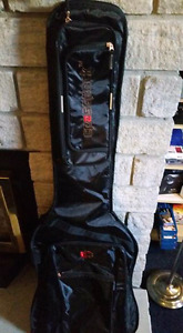 Crossroad padded guitar case