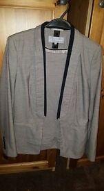 Selection of M&S / Next womens suits and blazers - BARELY WORN SIZE 10