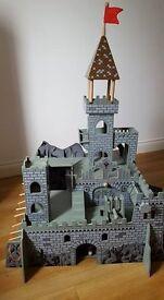 Universe of Imagination Large Wooden Castle