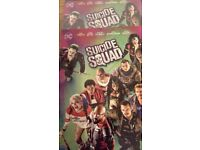 Suicide Squad brand new dvd still in original plastic wrap age rating 15. Christmas Gift
