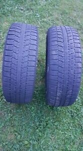 195 65 R15 - Two Winter Tires for Sale