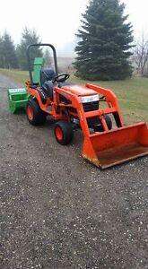 Kubota BX1830 4wd tractor
