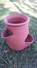 Terracotta Strawberry Pot New Lambton Heights Newcastle Area Preview