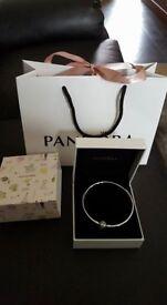 Pandora celebration bracelet,21cm