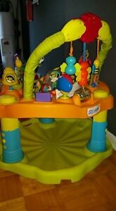 Exersaucer exerciseur soucoupe